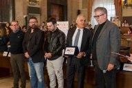 Ritira il Premio Luca Maggitti