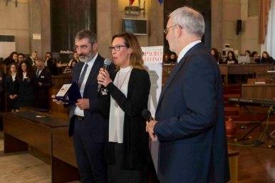 Luciano D'Amico - Stefania Cucchi