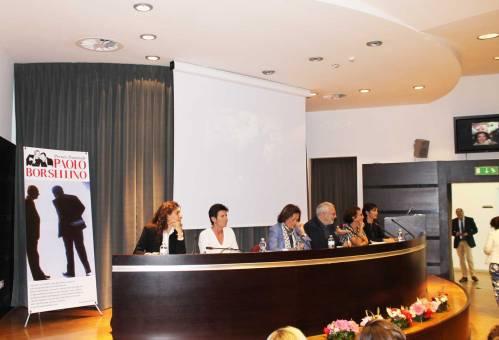 Paola Columba - Gabriella Luccioli - Federica Chiavaroli - Fabrizia Francabandera - Valentina D'Agostino - Oscar Buonamano