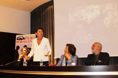 Paola Columba - Federica Chiavaroli - Gabriella Luccioli - Oscar Buonamano