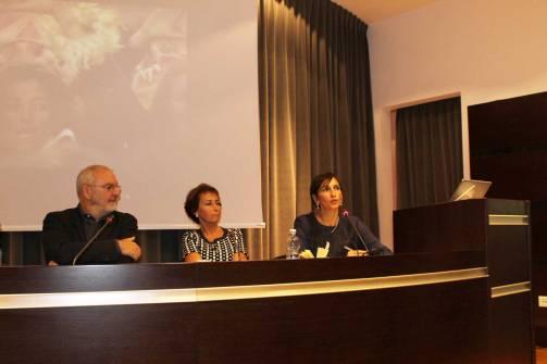 Fabrizia Francabandera - Valentina D'Agostino -Oscar Buonamano