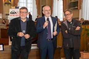 Francesco Forgione - Oscar Buonamano - Don Aniello Manganiello