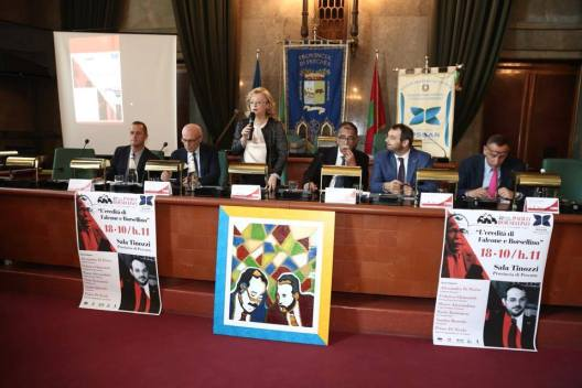 Antonio Di Marco - Primo Di Nicola - Sandro Ruotolo - Paolo Borrometi - Alessandra Di Pietro - Marco Alessandrini
