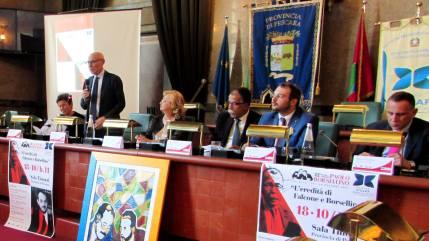 Primo Di Nicola - Sandro Ruotolo - Paolo Borrometi - Alessandra Di Pietro - Marco Alessandrini