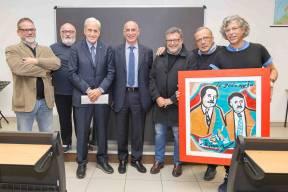 Andrea Sangiovanni - Francesco Forgione - Leonardo Nodari - Giovanni Impastato - Michele Prestipino
