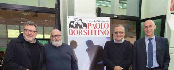 Francesco Forgione - Leonardo Nodari - Giovanni Impastato - Michele Prestipino