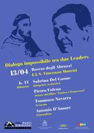 Enrico e Francesca - dialogo impossibile tra due leaders