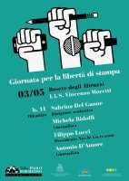 Giornata per la libertà di stampa