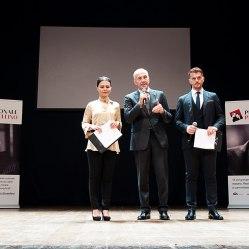 Alessandra Angelucci - Luigi Savina - Graziano Fabrizi