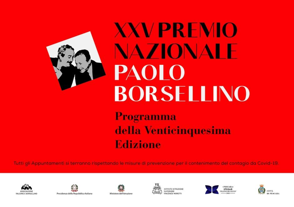 Programma premio Borsellino