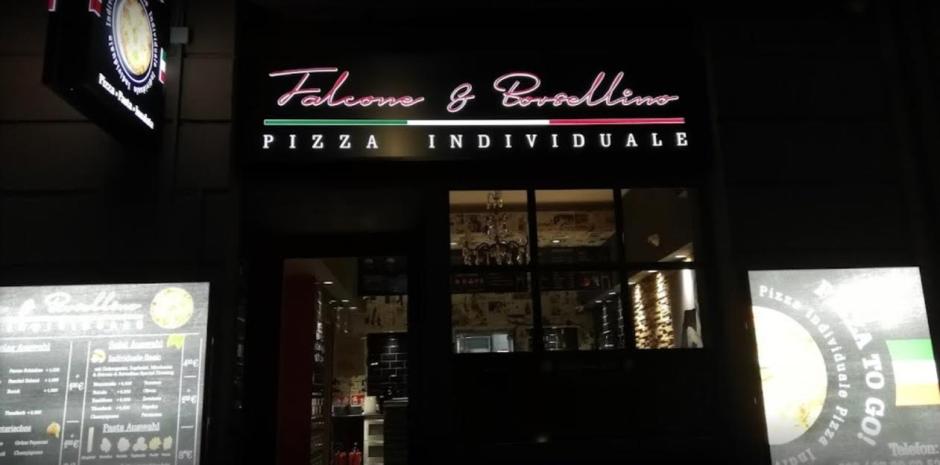 pizzeria falcone e borsellino